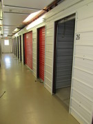 Discount Self Storage Units clilmate controlled.